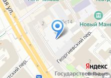 Компания «Шаповалов» на карте