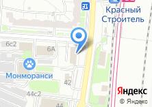 Компания «Дата Протекшн Систем» на карте