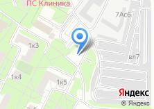 Компания «Гаражно-строительный кооператив №24» на карте