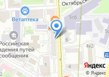 Компания «Техноком-Авто» на карте