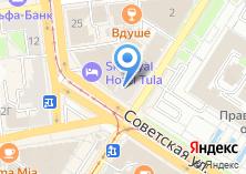 Компания «Консалт Бюро» на карте