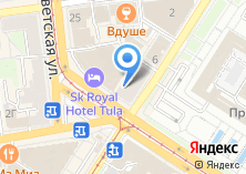 Компания «Мегафон сотовая компания» на карте