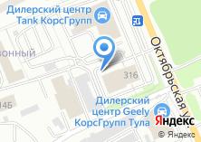 Компания «Кайзеравто автоцентр» на карте