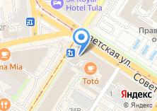Компания «Виза Трэвел» на карте