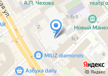 Компания «Чистая Москва» на карте