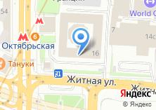 Компания «Управление по взаимодействию с институтами гражданского общества и средствами массовой информации МВД России» на карте