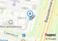 Компания «Окна России» на карте