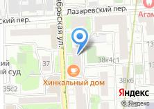 Компания «Радуга цвета» на карте