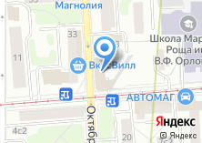 Компания «Звезды Кремля» на карте