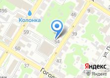 Компания «Электромонтажник» на карте