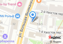 Компания «Деловой Союз Оценщиков» на карте