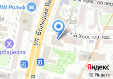 Компания «Артель – Архстрой» на карте