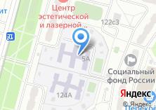 Компания «Детский сад №1711» на карте