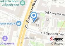 Компания «Юридическое бюро ГАМБИТ» на карте