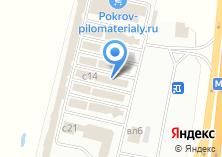 Компания «Магазин облицовочного кирпича» на карте