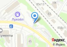 Компания «Полином» на карте