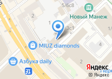 Компания «Банк Российская финансовая корпорация» на карте