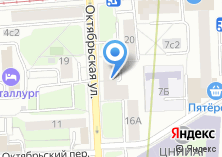 Компания «Эльйон» на карте