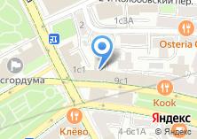 Компания «Российская организация сотрудников спецслужб и правоохранительных органов» на карте