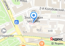 Компания «Петровские Ворота» на карте