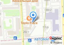 Компания «Отдел по Северо-Восточному административному округу Управления ФСБ по г. Москве и Московской области» на карте