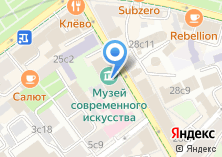Компания «Свободные мастерские» на карте