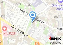Компания «Управление Министерства юстиции РФ по Тульской области» на карте