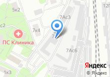 Компания «Оргтранссервис-К» на карте