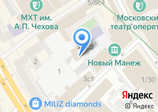 Компания «Лизинговая компания международного Московского банка» на карте