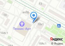 Компания «Магазин разливного пива на Отрадной» на карте