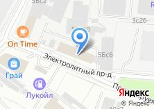 Компания «Ольха-Декор» на карте