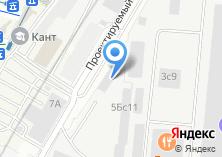 Компания «Агросетка.Ru» на карте