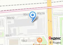 Компания «Vanna-Bas.ru» на карте