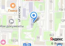 Компания «Детский сад №1170» на карте
