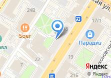 Компания «Улица гобеленов» на карте