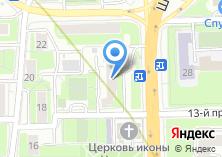 Компания «Магазин фастфудной продукции на Шереметьевской» на карте
