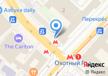 Компания «Киоск по продаже театральных билетов» на карте