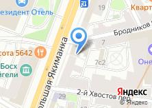 Компания «КБ МАК-Банк» на карте