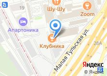 Компания «КЕРАМОС» на карте