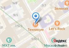 Компания «Tehnikum» на карте