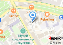 Компания «Часовня-усыпальница Нарышкиных» на карте