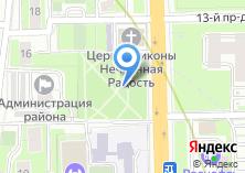 Компания «Двери Белоруссии» на карте