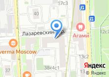 Компания «Спецгидросервис» на карте