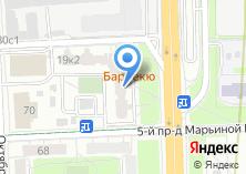 Компания «ПВ-ТРАНС» на карте