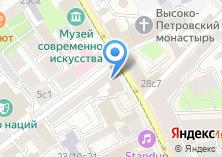 Компания «Институт анализа политической инфраструктуры» на карте