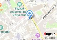 Компания «Uomo Collezioni» на карте