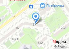Компания «МПЦ Вектор» на карте