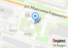 Компания «Отдел службы судебных приставов Зареченского района» на карте