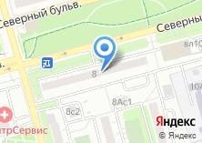 Компания «УПРАВЛЯЮЩАЯ КОМПАНИЯ АЛТУФЬЕВСКИЙ» на карте