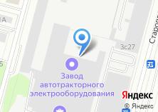Компания «Альпена Сервис» на карте